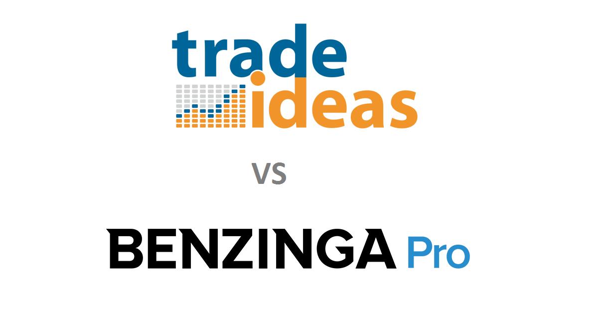 trade ideas vs benzinga pro